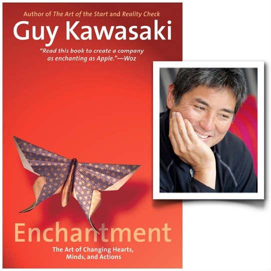 Guy Kawasaki Enchantment Book Emily Timm
