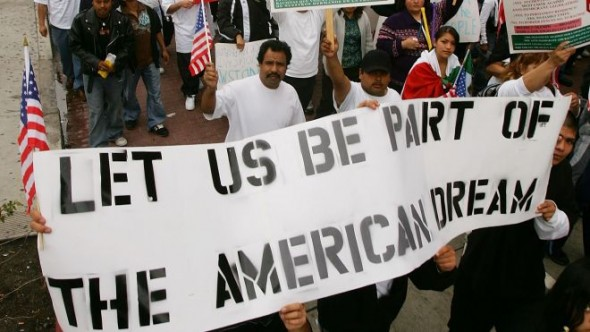 Land of immigrants is strict on imigration