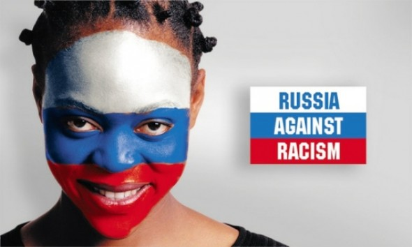 Russia against racism