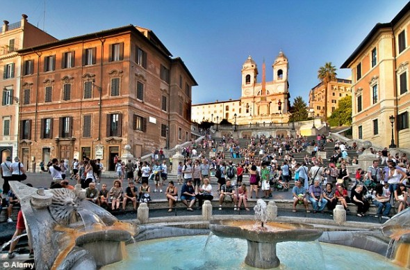 A week in Rome- my cultural and sociological facepalm hit and run adventure