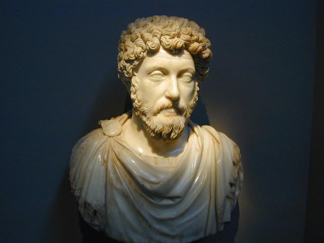 Marcus Aurelius Head