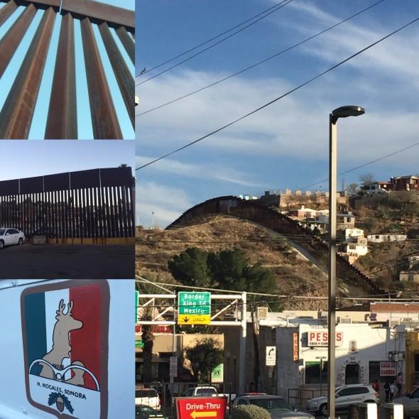 Border US - Mexico