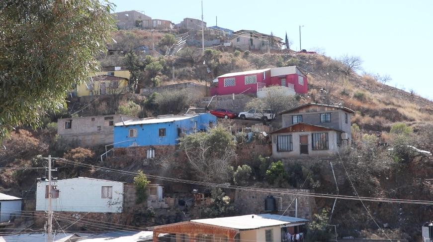 Nogales, Sonora in Mexico