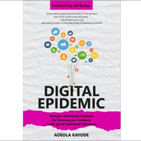 Digital Epidemic - a book on how to brand you and your product