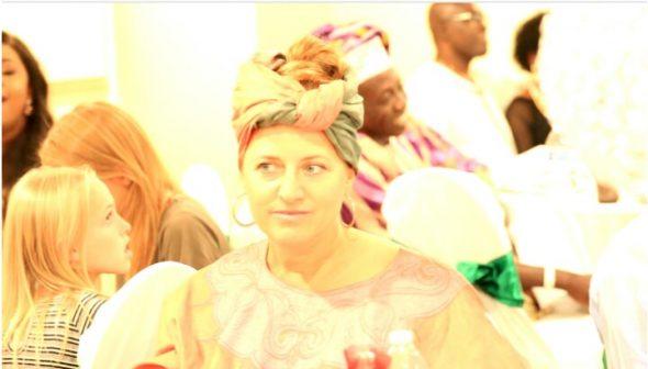 Celebrating with Nigeria....