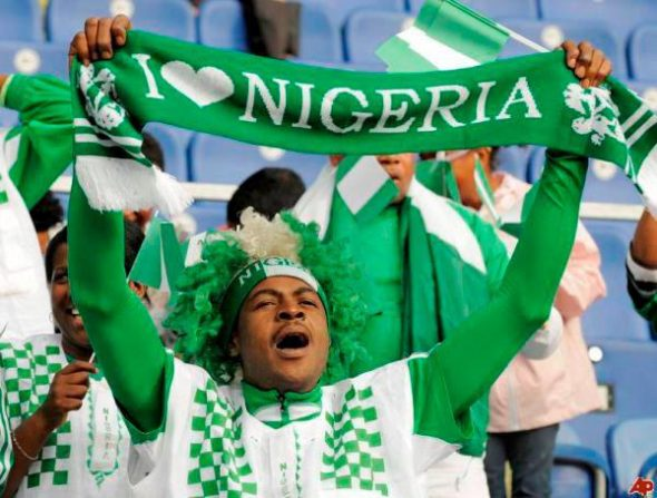Nigeria...the land is green!