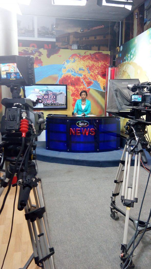 Lagos Television News.