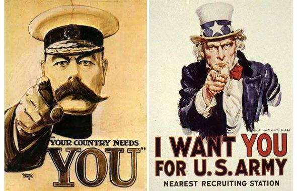 Courtesy of World War I Propaganda