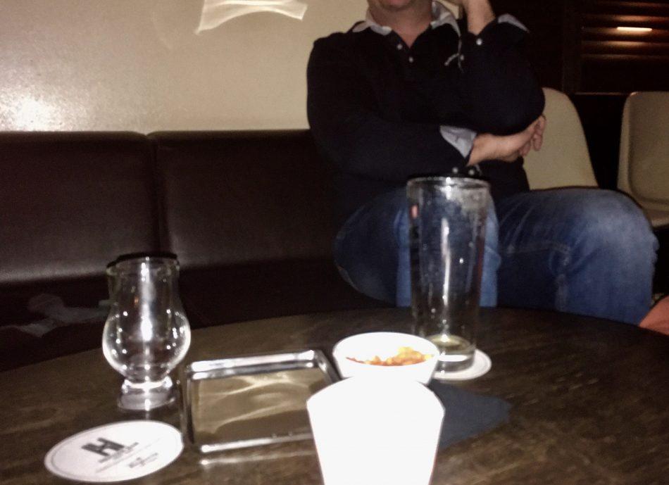 My scotch in Berlin